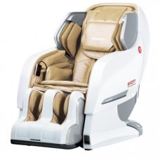 Массажное кресло Yamaguchi YA-6000 Axiom бело-бежевое
