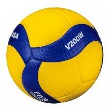 Мяч волейбольный размер 5 Mikasa V200W