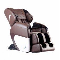 Массажное кресло Gess Optimus коричневое