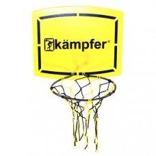 Баскетбольное кольцо с щитом малое Kampfer 00-00000020