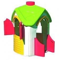 Детский пластиковый домик Marian Plast Вилла 660