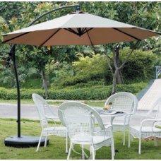 Садовый зонт Garden Way A005 бежевый (тауп)