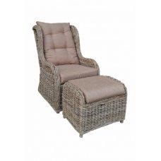 Садовое кресло для отдыха Kvimol КМ-2000