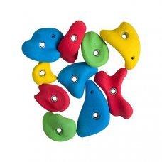Зацепы скалодромные цветные Kett-Up KU144 10шт