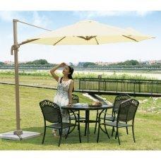 Садовый зонт Garden Way А002-3000 кремовый