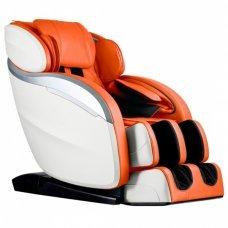Массажное кресло Gess Futuro оранжево-бежевое