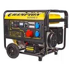 Бензиновая электростанция CHAMPION GG7501E-3