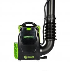 Аккумуляторный воздуходув GreenWorks GC82BPBK5 82V 2402507UB