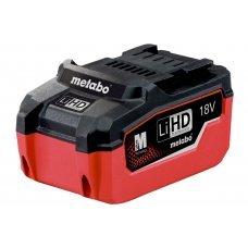 Аккумулятор Metabo 18 В 5.5 А*ч LiHD 625342000