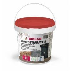 Активатор для компоста Biolan 1 л 70535421
