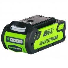 Аккумулятор GreenWorks G40B6 2923307