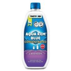 Жидкость для биотуалета Thetford Aqua Kem Blue Concentrated Lavender 0.78 л