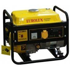 Бензиновая электростанция Eurolux G1200A