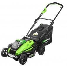 Газонокосилка greenworks 2500407ub GD40LM45