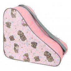 Сумка для коньков детская ULTRASPORT мимимишки розовый
