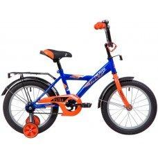 """Велосипед NOVATRACK Astra 16"""" (2019)(синий)"""