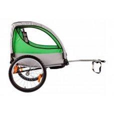 Велоприцеп для детей VIC-1303 (BTA 10)(зеленый)