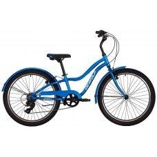 Велосипед DEWOLF Sand 24 (2019)(синий металлик)