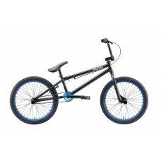 Велосипед WELT BMX Freedom (2020)(матовый-черный)