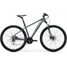 Велосипед MERIDA Big Nine 20-D (2020) 14,5 / матово-антрацитово-черно-серебристый 14,5 ростовка