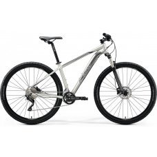 Велосипед MERIDA Big Nine 80-D (2020) 14,5 / матово-черно-красно-серебристый 14,5 ростовка