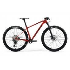 Велосипед MERIDA Big Nine XT (2020) 19 / матово-темно-серо-серебристый 19 ростовка