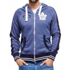 Толстовка ATRIBUTIKA & CLUB NHL Toronto Maple Leafs 35540(L / синий/L)