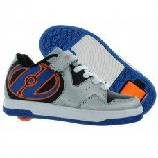 Роликовые кроссовки HEELYS Hyper JR подростковые 770542(32)
