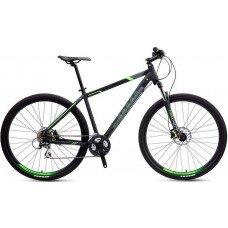 """Велосипед GREEN Zenith 29"""" (2019) 17 / черный-зеленый 17 ростовка"""