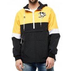 Анорак ATRIBUTIKA & CLUB Pittsburgh Penguins 35900(L / черно-желтый/L)