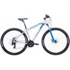 Велосипед MERIDA Big Nine 10-MD (2020) 15 / серебристо-синий 15 ростовка