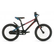 Велосипед CUBE Cubie 160 (2020)(черно-красно-синий)