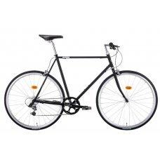 Велосипед BEAR BIKE Taipei (2019) 58 / черный 58 ростовка