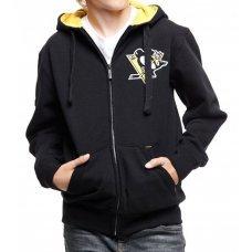 Толстовка ATRIBUTIKA & CLUB NHL Pittsburgh Penguins 35990 JR подростковая(152)