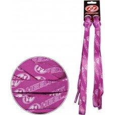 Шнурки Logo 90 cm(розовый)