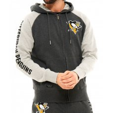Толстовка ATRIBUTIKA & CLUB NHL Pittsburgh Penguins 366090(L)