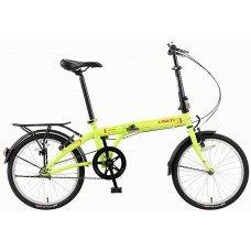 "Велосипед LANGTU TR02 20"" 1s (2019)(желтый)"