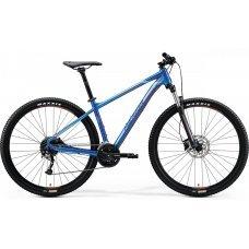 Велосипед MERIDA Big Nine 100 (2020) 14,5 / глянцево-сине-красный 14,5 ростовка