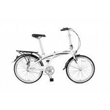 """Велосипед LANGTU Craft 24"""" 1s (2020)(белый)"""