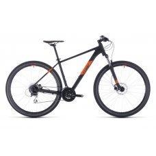Велосипед CUBE Aim Pro 27.5 (2020) 18 / зеленый иридиум 18 ростовка