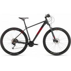 Велосипед CUBE Aim SL 27.5 (2020) 16 / красный иридиум 16 ростовка