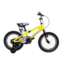 "Велосипед ROYALBABY Freestyle Alloy 16"" (2020)(желтый)"