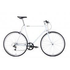 Велосипед BEAR BIKE Honk Kong (2019) 58 / белый 58 ростовка