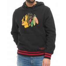 Толстовка ATRIBUTIKA & CLUB NHL Chicago Blackhawks 366250(M)