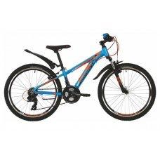 Ваш ребенок уже вырос и требует взрослый велосипед? В велосипеде Novatrack Extreme все по-взрослому, единственное отличие от взрослых моделей это размер колес. На этом велосипеде установлены комфортные и оптимальные для роста подростка колеса 24 диаметра.