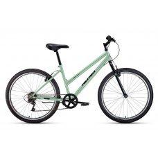Велосипед ALTAIR MTB HT-26 low (2020) года в яркой расцветке обязательно привлечёт Ваше внимание. Данная модель отлично подойдёт для велосипедных прогулок в городских условиях. Рама и вилка сварены из стали, установлено комфортное сидение и руль с возможн