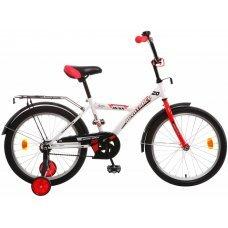 """Велосипед NOVATRACK Astra 20"""" (2020)(белый)"""