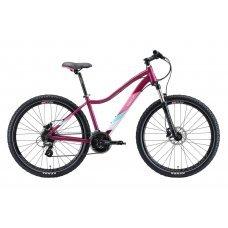 """Велосипед WELT Edelweiss 2.0 HD 27"""" (2020) 15 / матово-бронзовый-светло-синий 15 ростовка"""