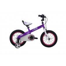 Royal Baby Honey Steel 12 (2020) - Ваш выбор для Вашего малыша! Жёсткая вилка сталь проста в обслуживании. Стальная рама сталь имеет высокую сопротивляемость к износу. Седло эргономичное рассчитано на детский велосипед, а также привлекательным удобным диз