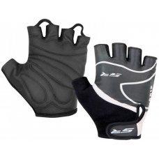 Велосипедные перчатки STELS CG-1094(L / черно-серый/L)